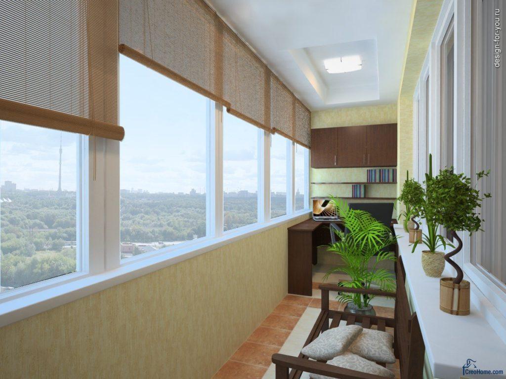 Цены на остекление балкона под ключ в Ярославле.